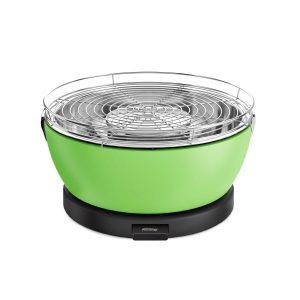 Žalios spalvos VESUVIO stalo kepsninė